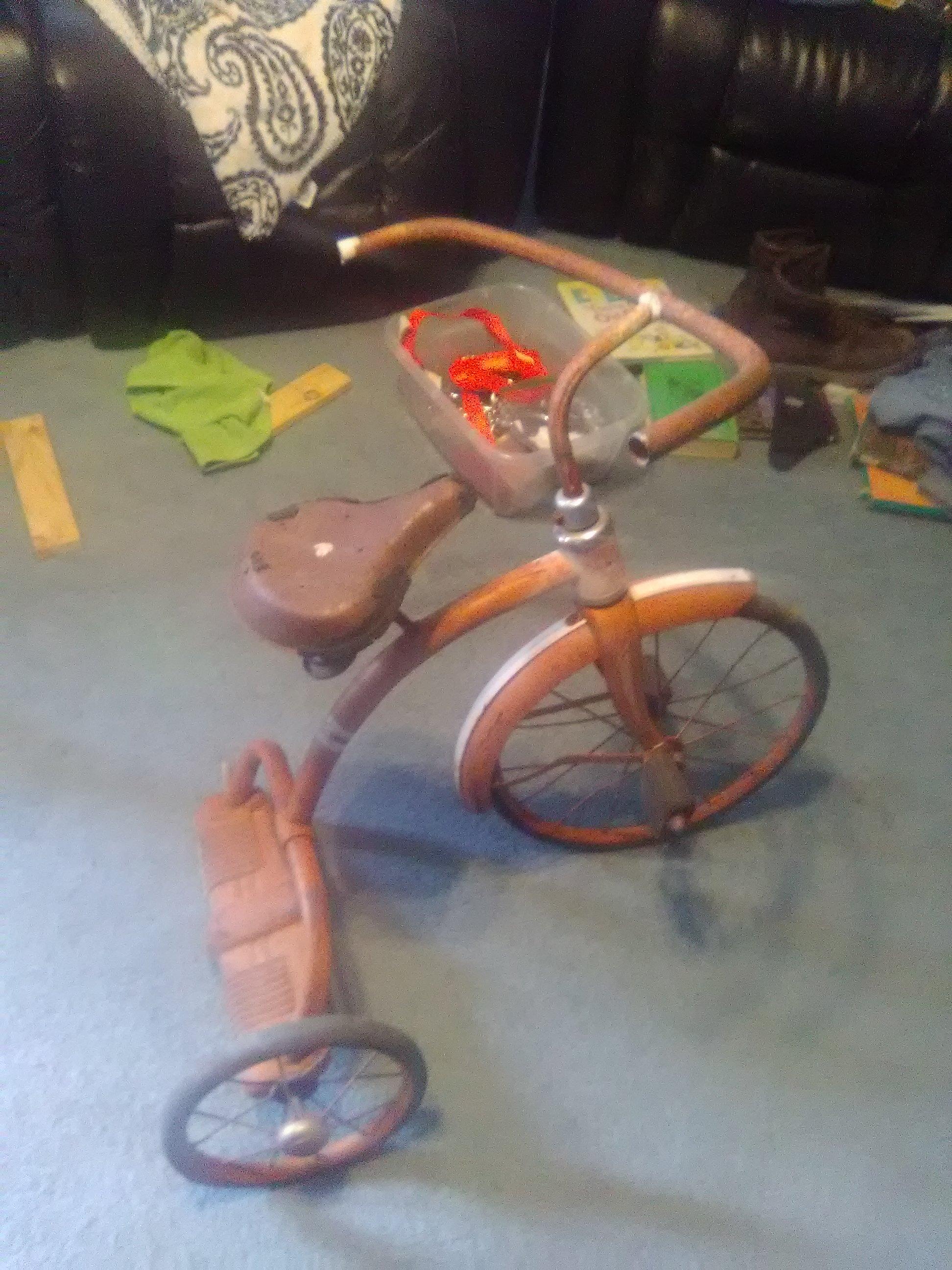 Vintage Tricycles - Vintage Tricycles