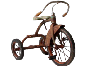 S10 - vintage-tricycle-menu